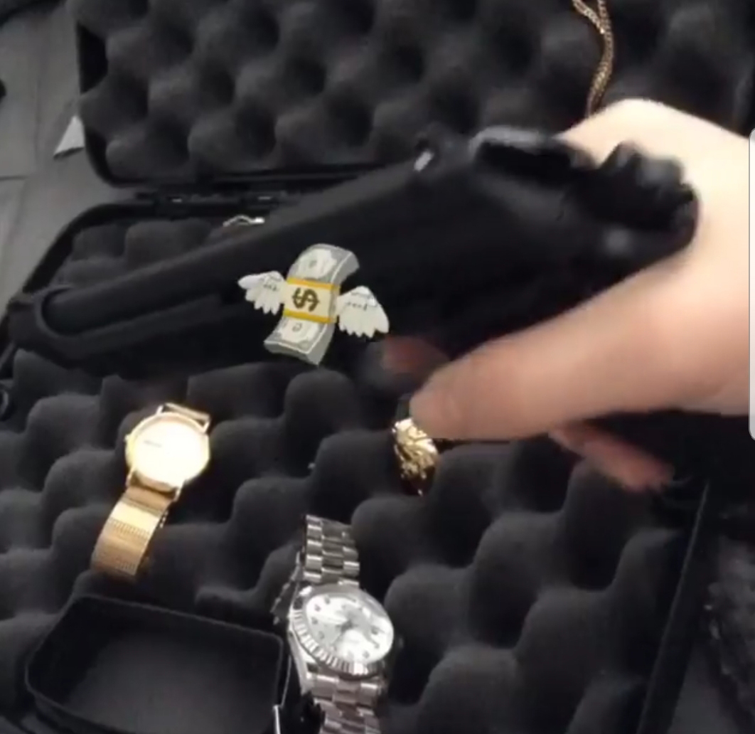 Albanian Gangsters Openly Flaunt Luxury Watches On Instagram
