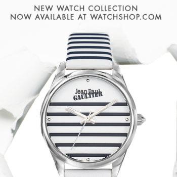 Jean Paul Gaultier Watch Advert