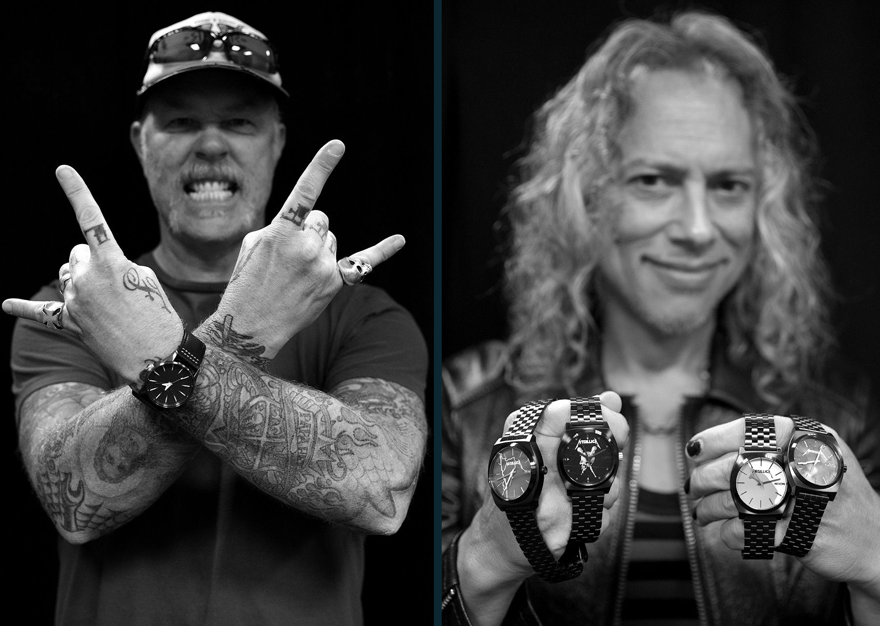Nixon Metallica group