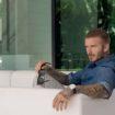 Tudor Glamour Double Date David Beckham 1