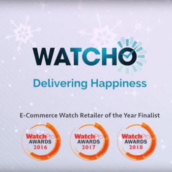 WatchO Christmas Advert