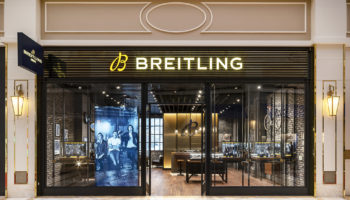 Breitling Boutique Exterior