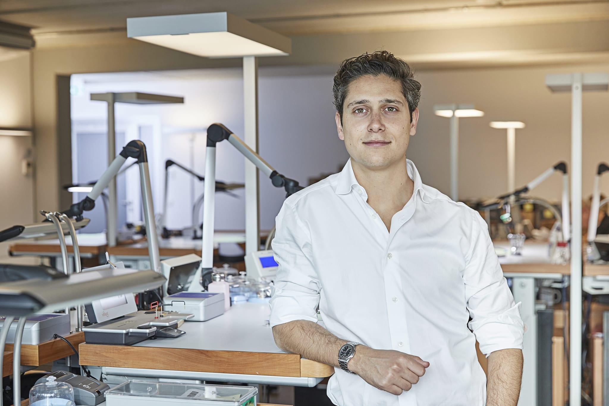 Chronext_Philipp_Man, CEO and CO-Founder