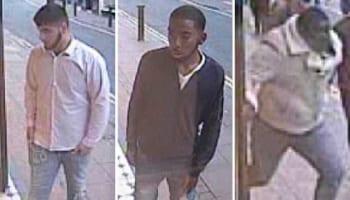Brighton robbery