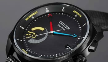 Citizen Ecodrive smartwatches