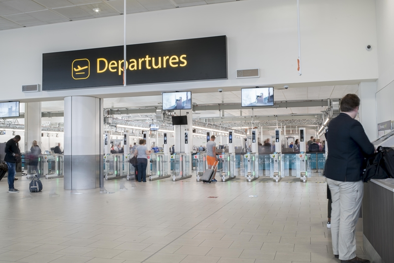 Security restrictions | Gatwick Airport