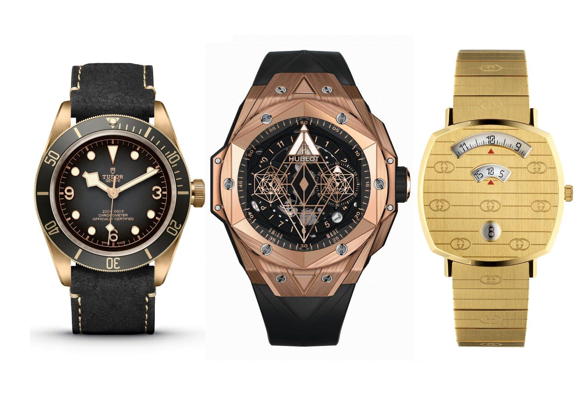 2019 WATCH TREND REPORT: Baselworld and Beyond