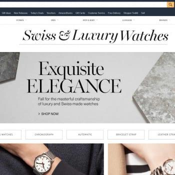 Amazon watches