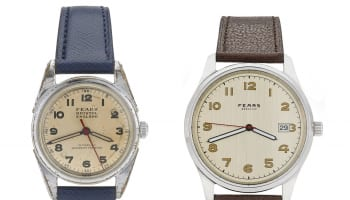 FEARS – Archive watch – circa 1946 _Streamline_ then and now