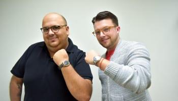 Delray Watch John Pietrasz and Federico Iossa