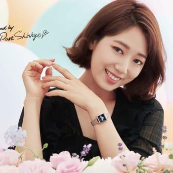 Park Shin Hye x Olivia Burton (3)