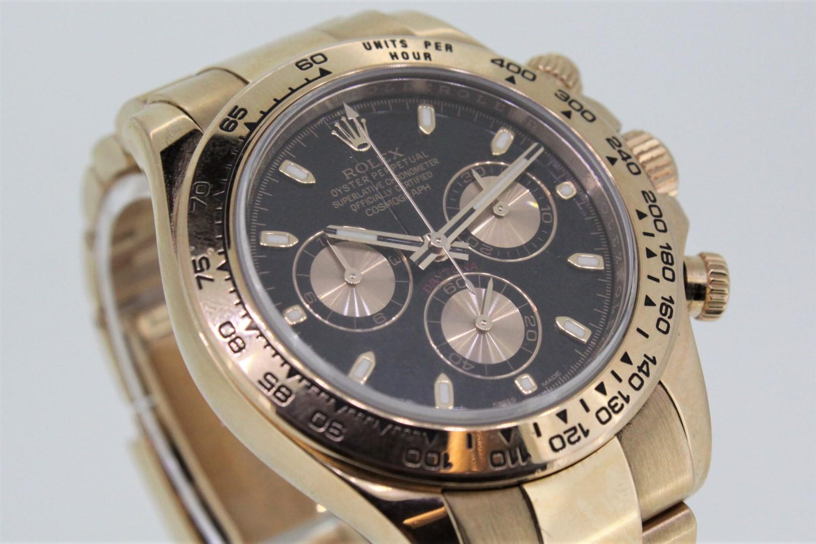 Wilsons Auctions – Rolex Daytona