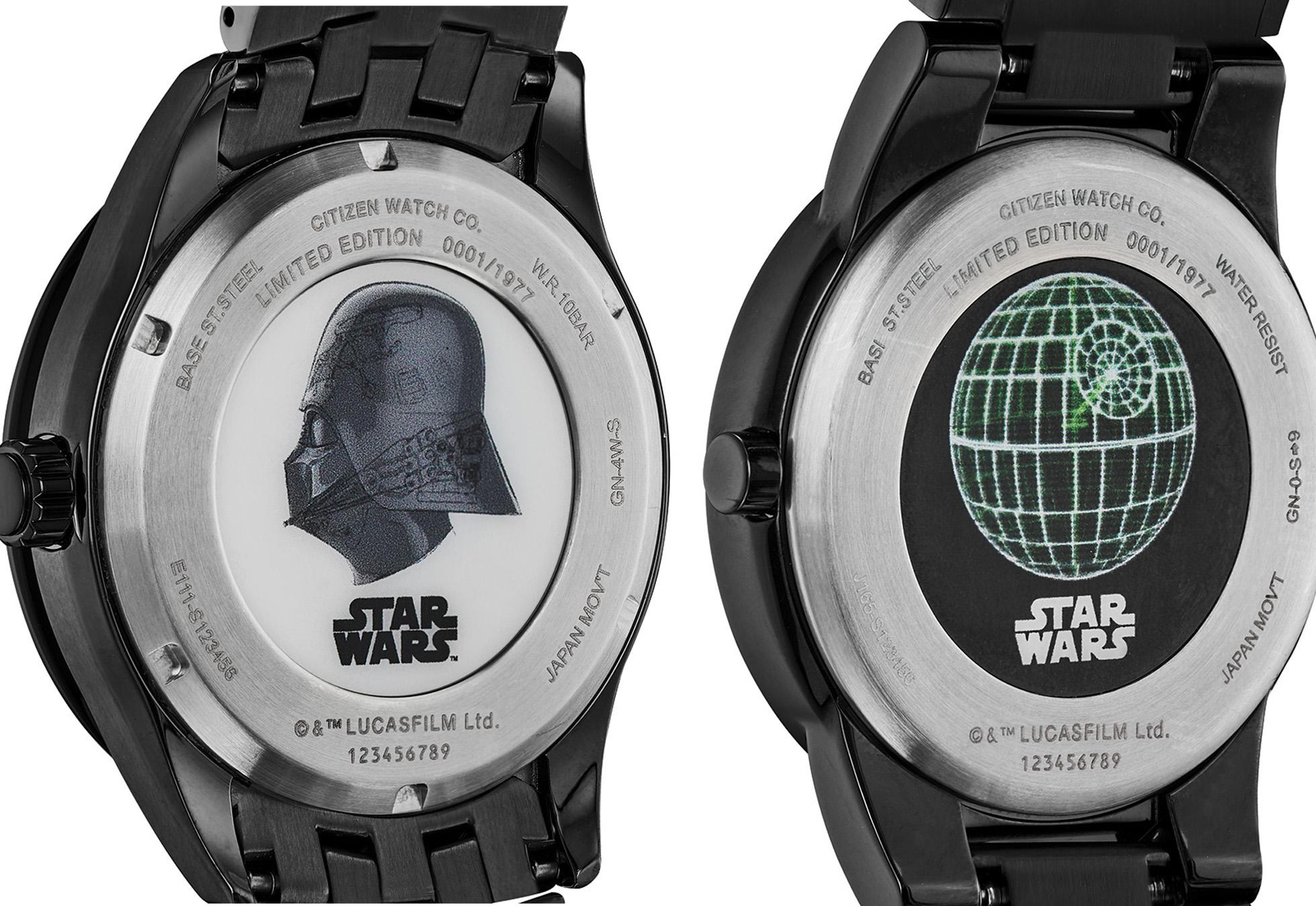 Citizen Star Wars Watches