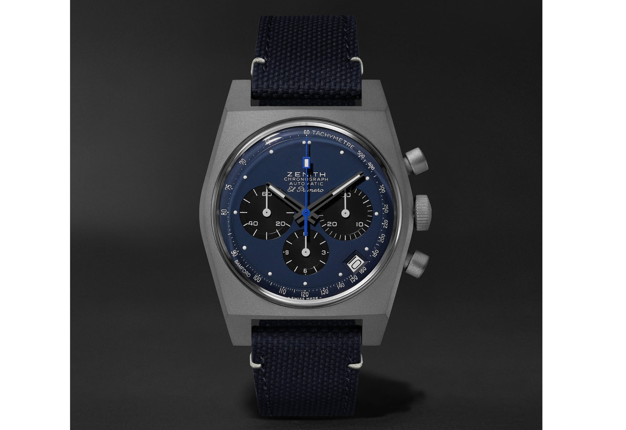El_Primero_Revival_A384_'Edge_of_Space'_Limited_Edition_Automatic_Chronograph_37mm_Titanium_and_Rubber_Watch,_Ref._No._97.A384.40027