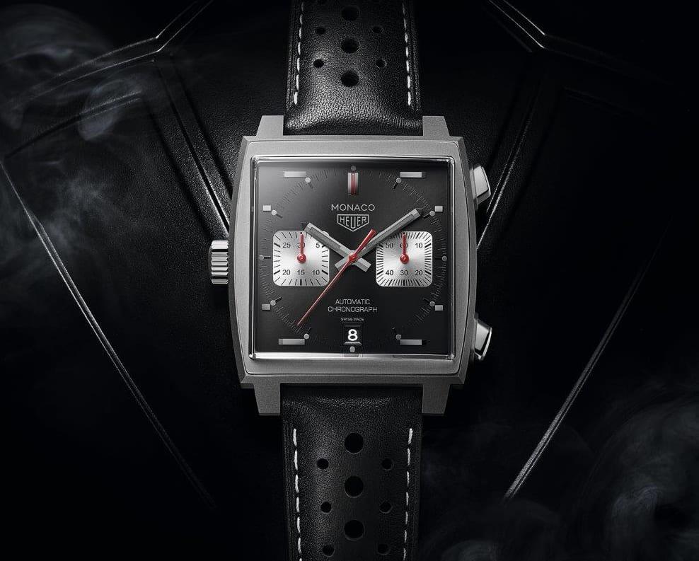 Heuer Monaco Calibre 11 Limited Edition 5th (2)