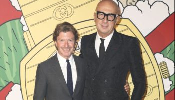 Piero Braga and Marco Bizzarri