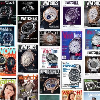 Watch magazine covers
