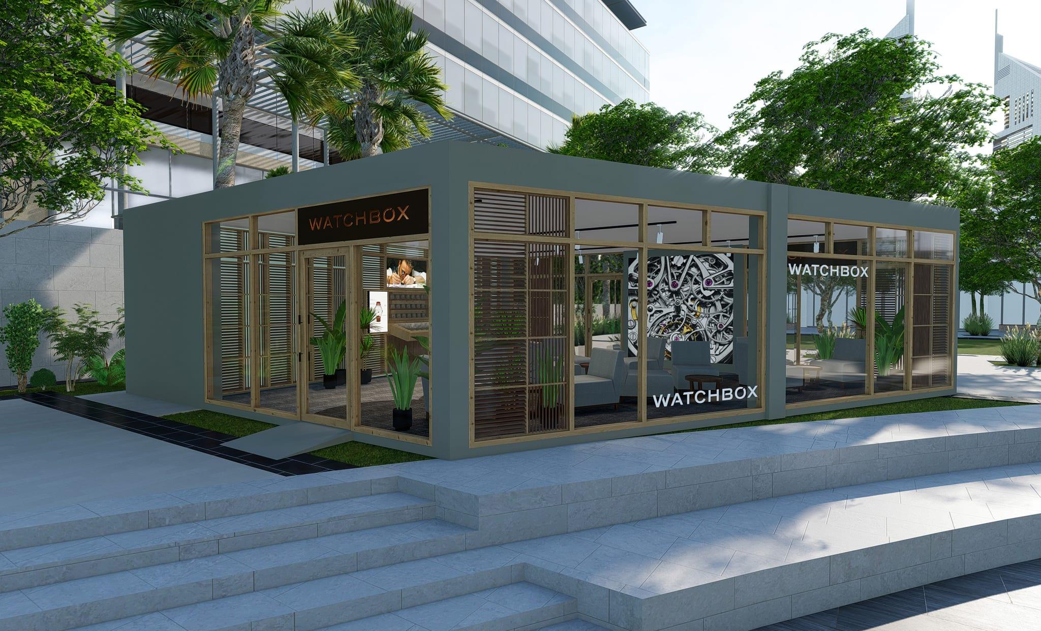 Watchbox Dubai