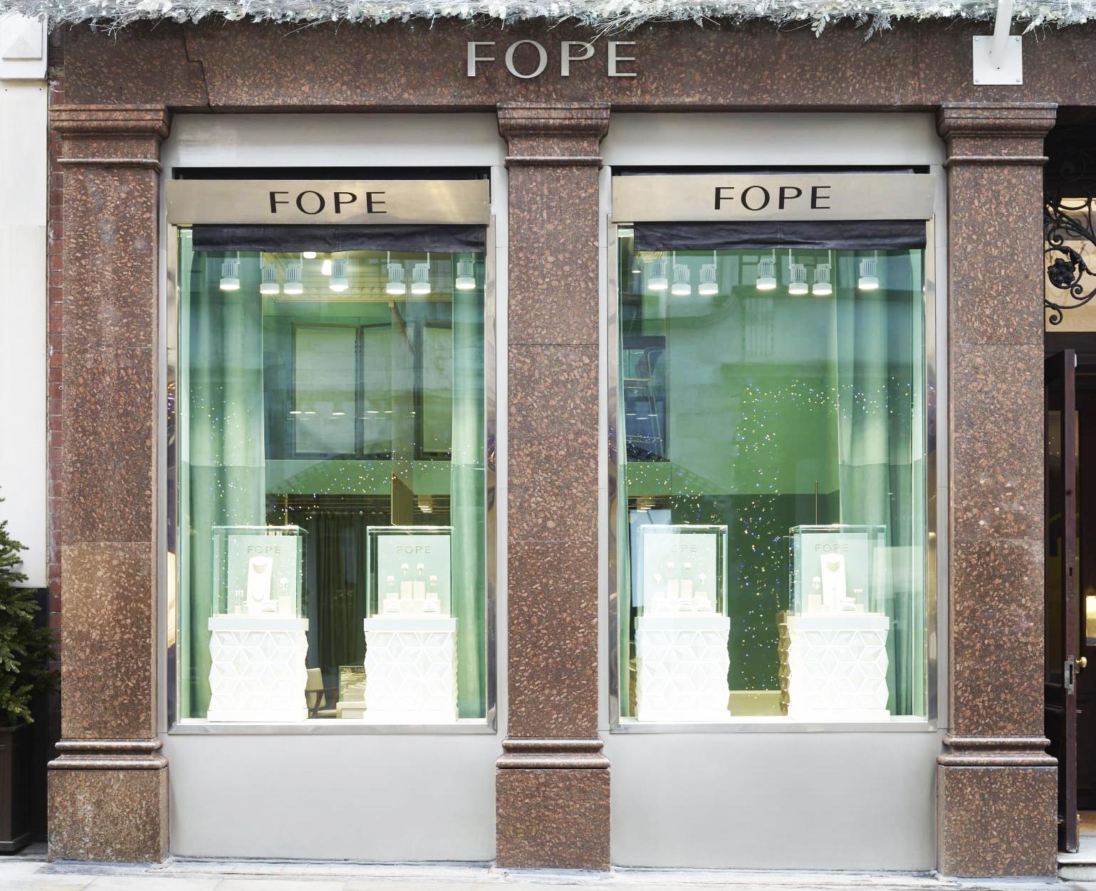 Fope boutique