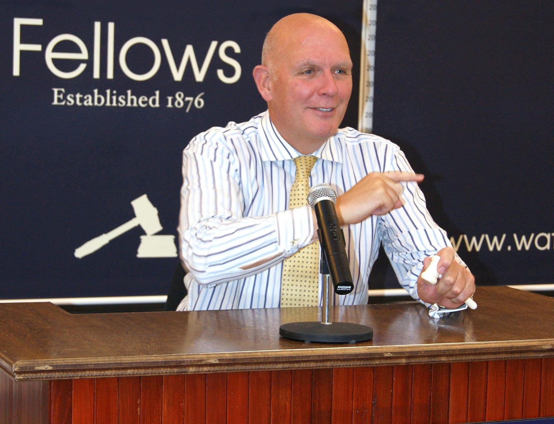 Fellows Auctioneers Ltd