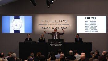 phillips-auction