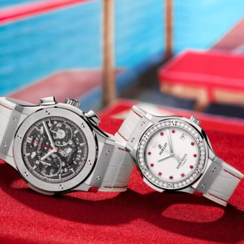 CLASSIC FUSION AEROFUSION CHRONOGRAPH SPECIAL EDITION EDEN ROCK ST BARTHS and CLASSIC FUSION SPECIAL EDITION EDEN ROCK ST BARTHS