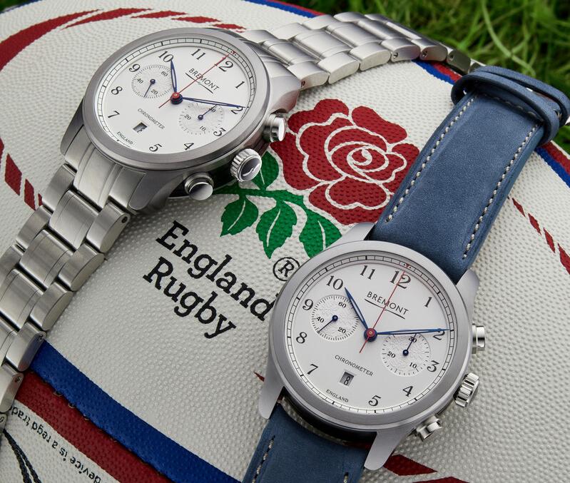 Bremont Rose England Rugby 5