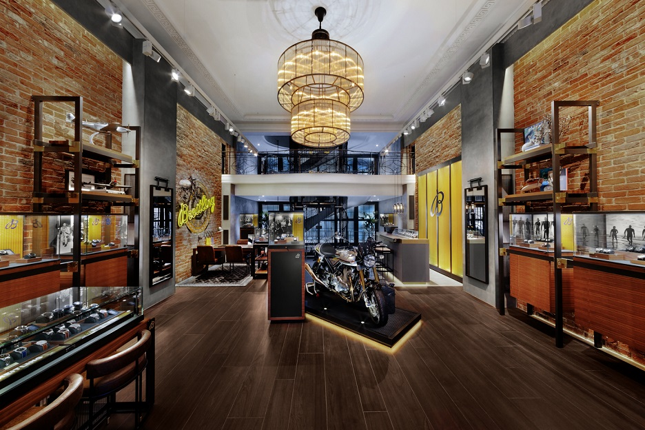 Breitling Townhouse – Regent Street (5)
