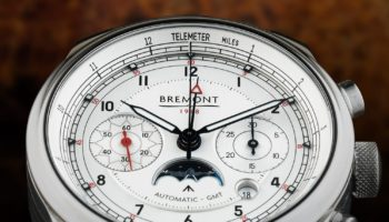 Bremont 1918 GMT 2