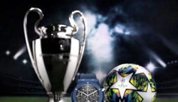 Hublot Classic Fusion Aerofusion Chronograph UEFA Champions League (1)