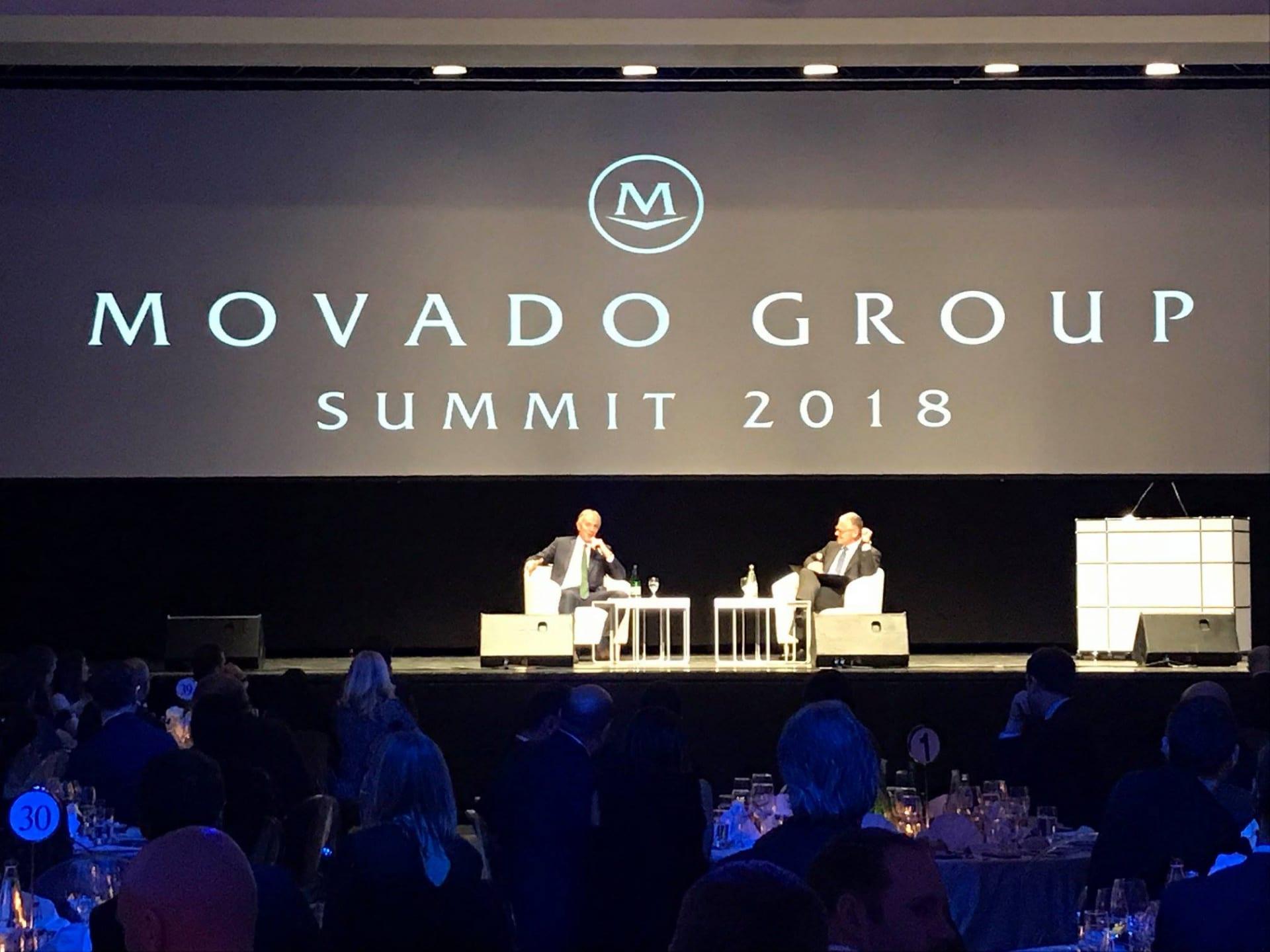 Movado Group Summit