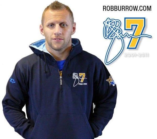 Rob Burrow