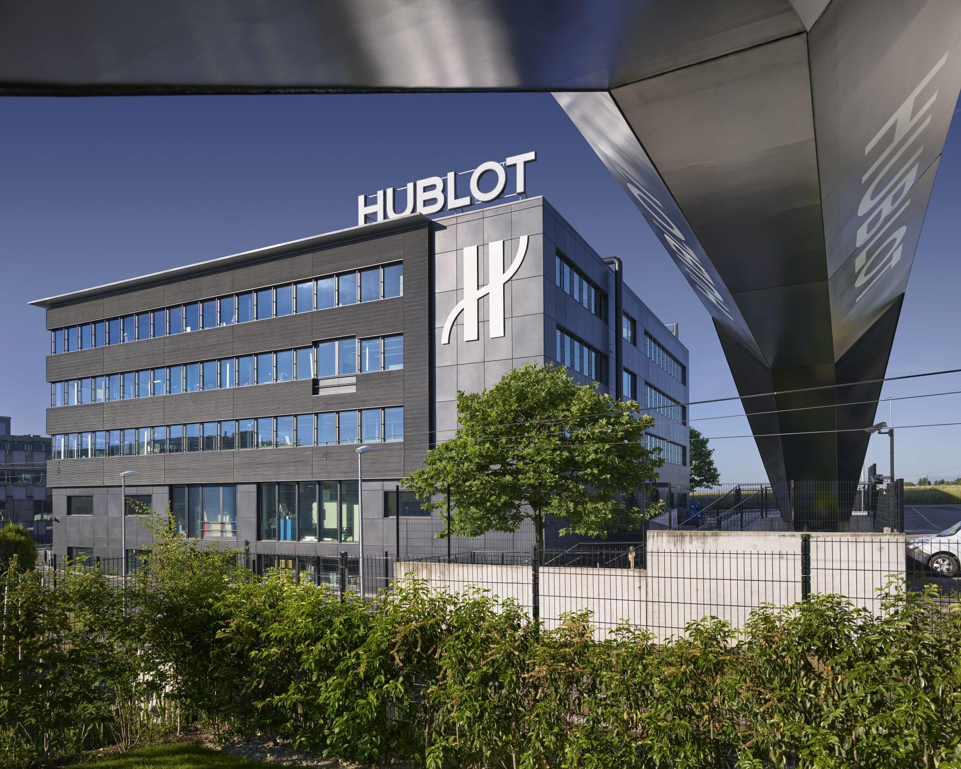Hublot manufacture