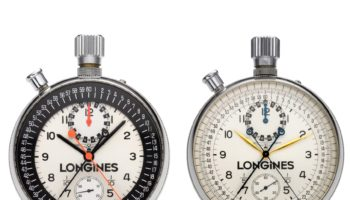 LONGINES TWO SPLIT SECOND CHRONOGRAPH POCKET WATCHES