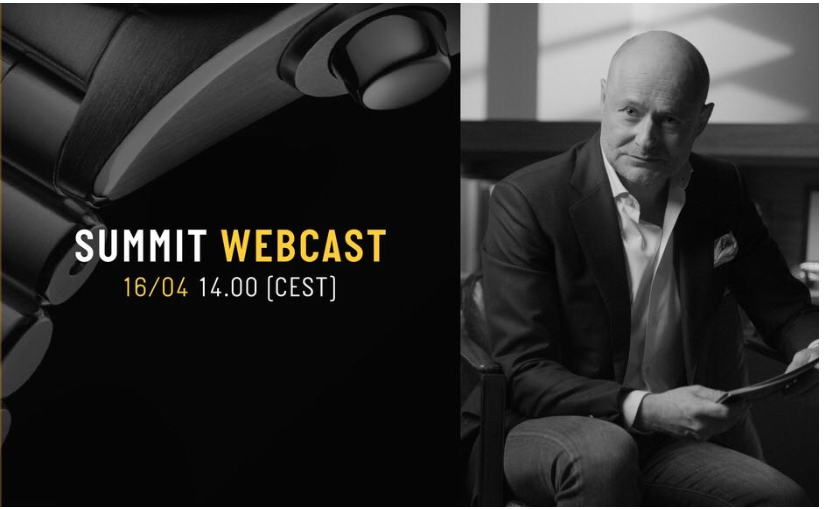 Breitling Summit webcast