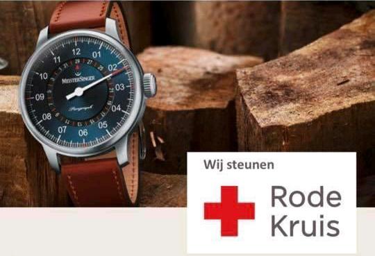 Meistersinger Red Cross appeal