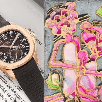 Patek Philippe and Pink Panther
