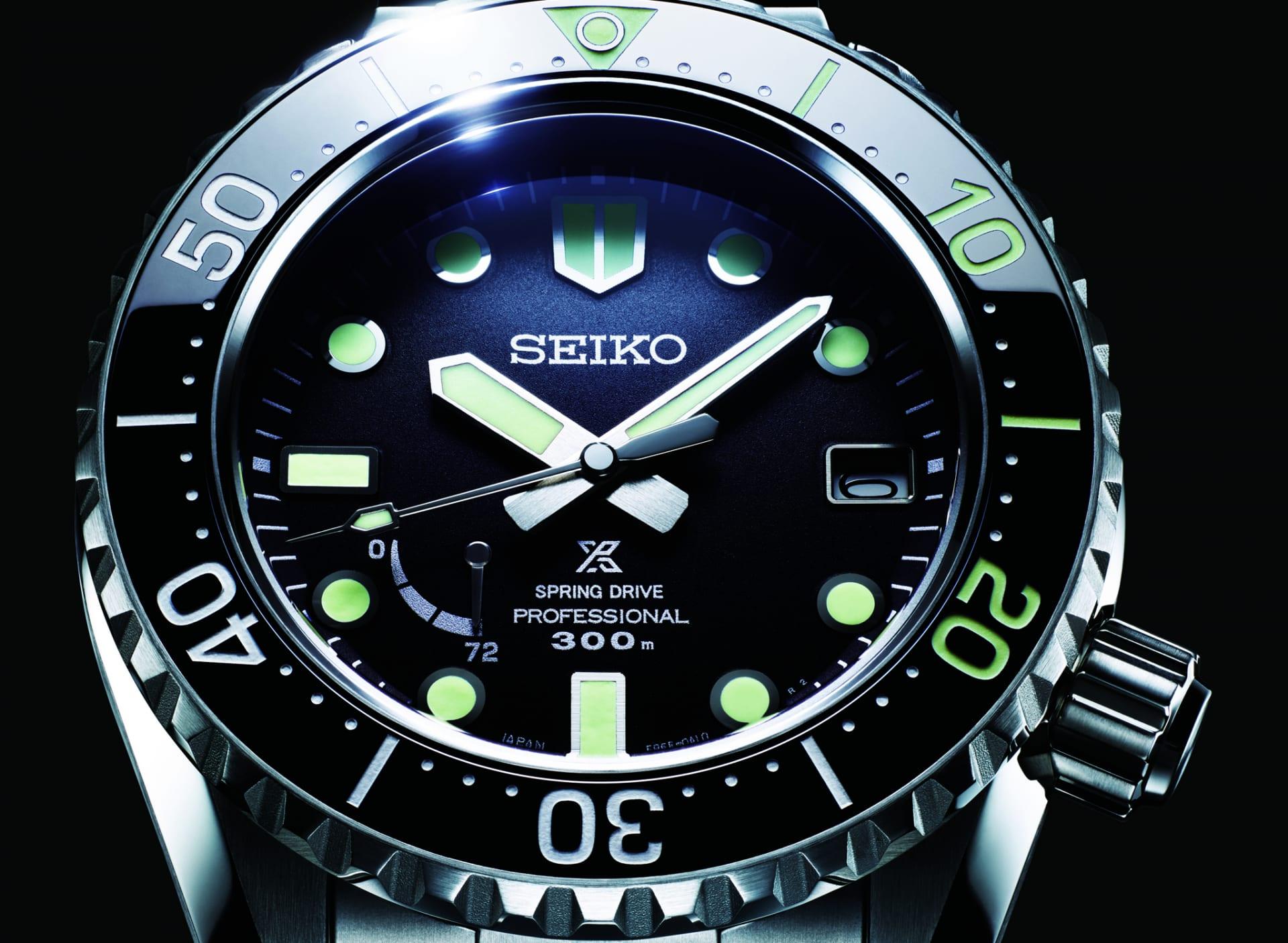 Seiko Dive Watch