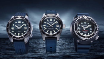 Seiko Prospex limited editions