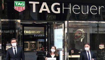 Tag Heuer Shop Munich