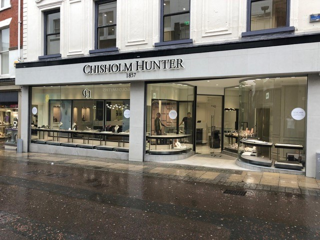 Chisholm Hunter Leeds