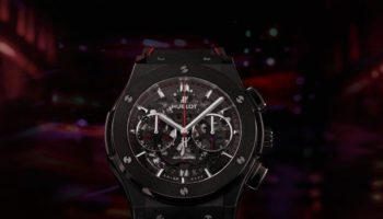 Classic Fusion Aerofusion Chronograph Watches of Switzerland