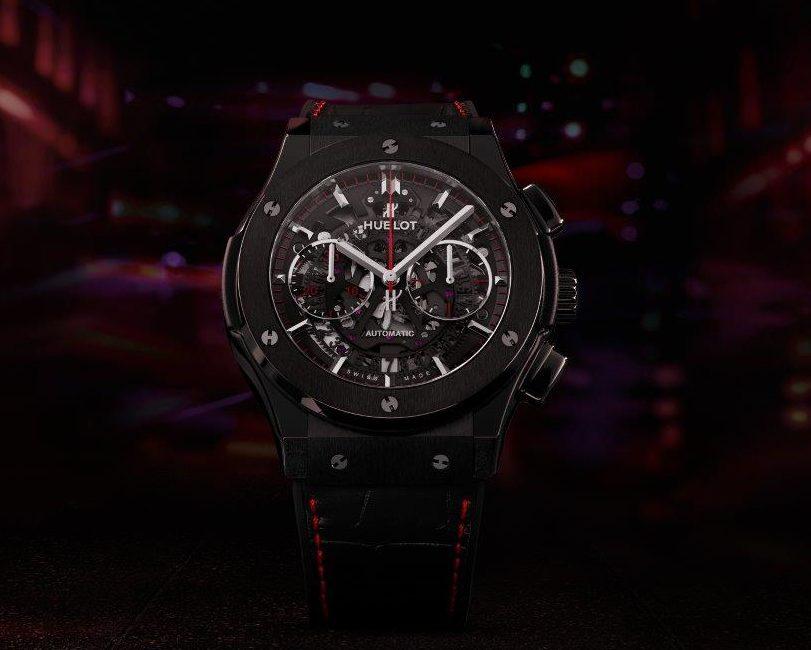 Classic Fusion Aerofusion Chronograph Watches of Switzerland
