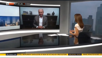 Georges Kern on Sky