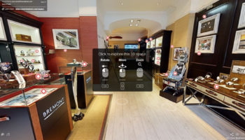 Bremont showroom