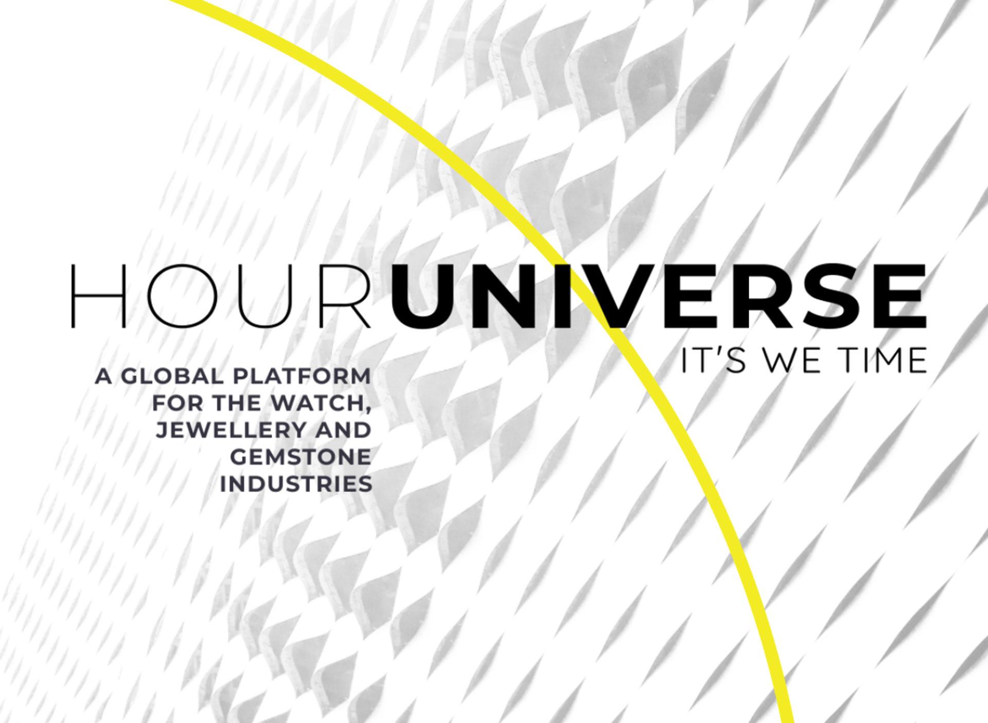 HourUniverse homepage