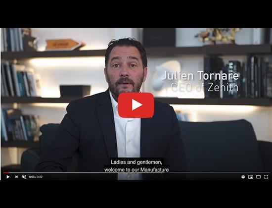 Julien Tornare YouTube