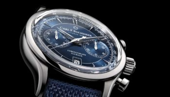 SCHWEIZ CARL F. BUCHERER MANERO FLYBACK GENEVA PREVIEW