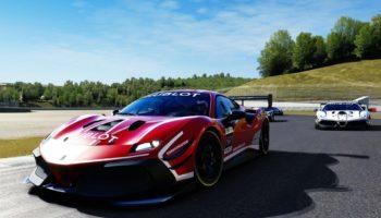 Ferrari Hublot esport