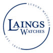 Laings Watches Logo